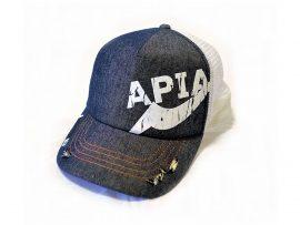 APIA Pro Cap Denim