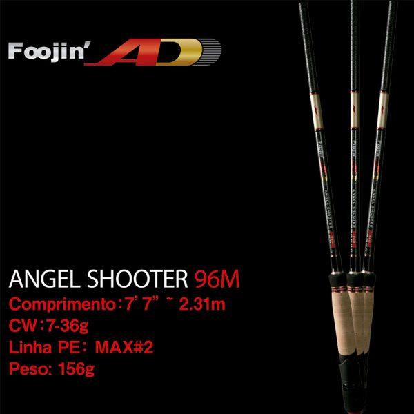 APIA Foojin' Z - Angel Shooter 96M
