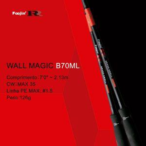 APIA Foojin' R - Wall Magic B70ML