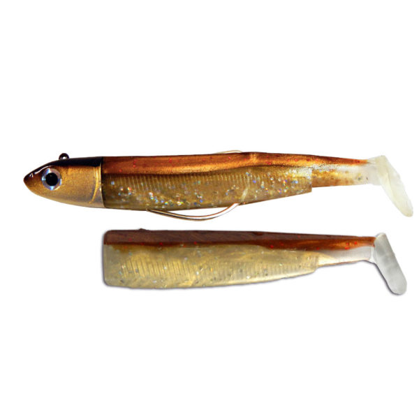 Black Minnow Combo Offshore Brown Back 2