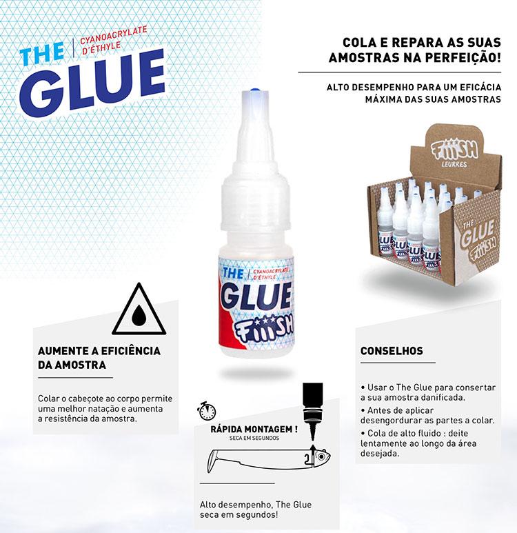 Fiiish The Glue Descrição