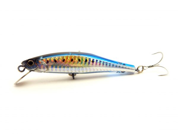 DUO Larus Minnow 95/34 Cor DHN-0147 Clear Blue Sardine