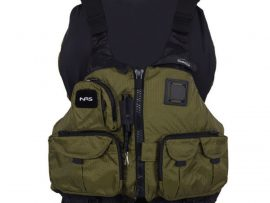 NRS Chinhook PFD Green 1