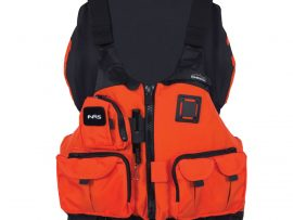 NRS Chinhook PFD Orange 1