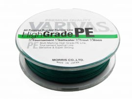 Varivas High Grade PE Green