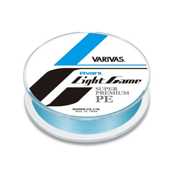 Varivas Light Game PE 100M