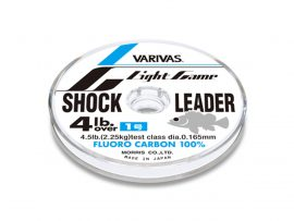 Varivas Light Game Shock Leader FLUORO 30M
