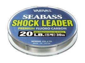 Varivas Seabass Shock Leader Fluoro 20 Lb