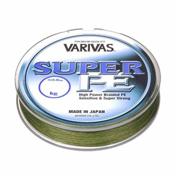 Varivas Super PE 270M Green