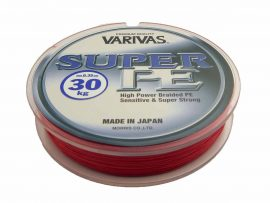 Varivas Super PE 270M Red