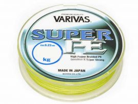 Varivas Super PE 270M Yellow