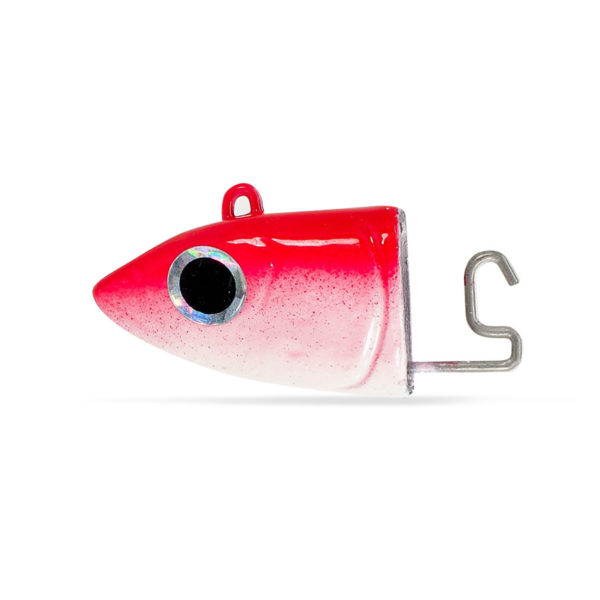 Black Minnow Cabeçote Offshore Red