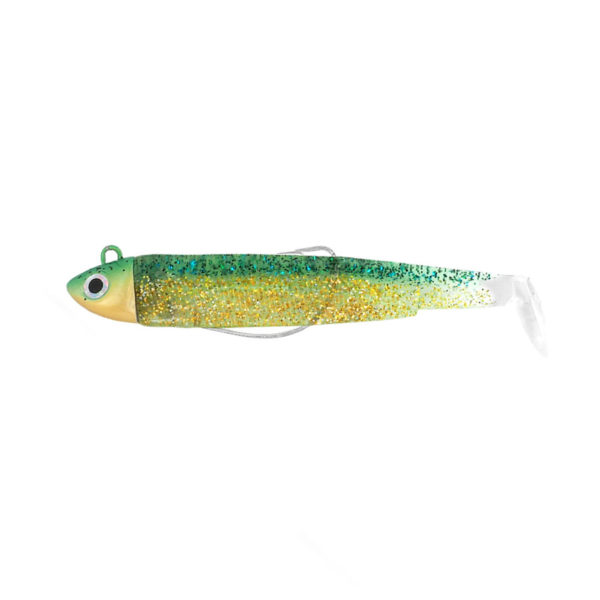 Black Minnow Double Combo Predador