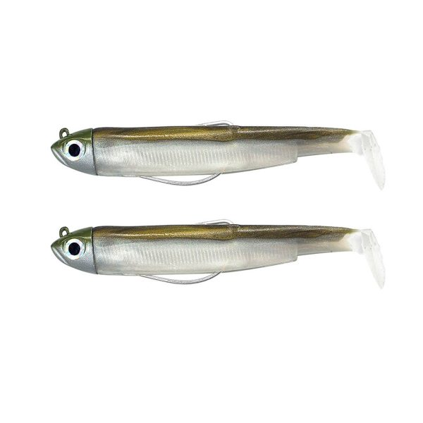 Black Minnow Double Combo Shore Kaki