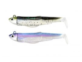 Black Minnow Double Combo Search 18g Mojito Rainbow