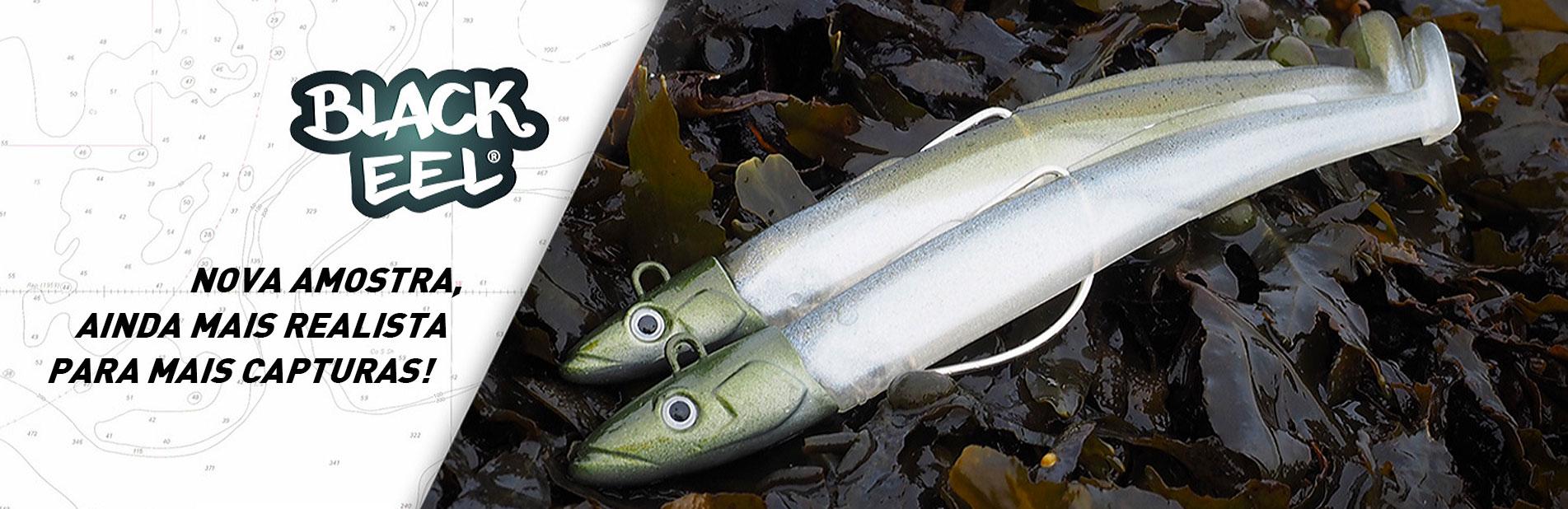 Fiiish Black Eel - Slider