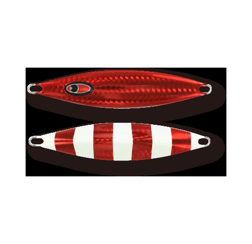 Sea Floor Control Gawky - 18 Red Zebra Glow