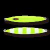 SeaFloorControl - ABYSS 150g - 21 Chart Yellow Zebra Glow