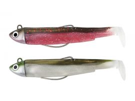 Black Minnow Double Combo Search Pink Kaki