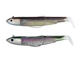 Black Minnow Double Combo Sexy Brown - Green Morning