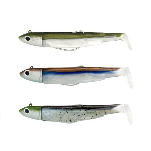 Black Minnow Maxi Combo Kaki - Clear Brown - Mojito