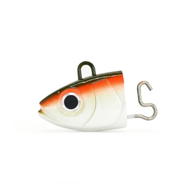 Black Minnow Cabeçote Med Deep Candy Green